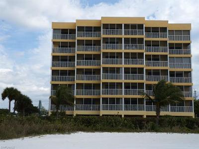 Fort Myers Beach Condo/Townhouse For Sale: 100 Estero Blvd #435