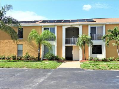 Fort Myers Condo/Townhouse For Sale: 12642 Kenwood Ln #C