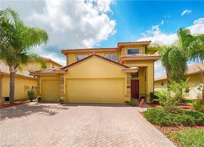 Estero Single Family Home For Sale: 20600 Ardore Ln