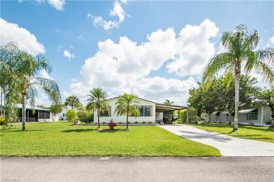 Bonita Springs Single Family Home Pending With Contingencies: 26286 Queen Mary Lane