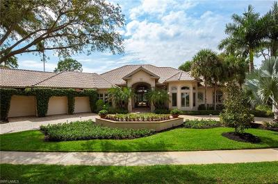 Bonita Springs Single Family Home For Sale: 24430 Pennyroyal Dr