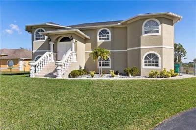 Naples Single Family Home For Sale: 2505 41st Ave NE