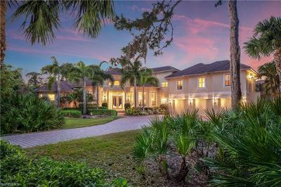 Bonita Springs Single Family Home For Sale: 3659 Bay Creek Dr