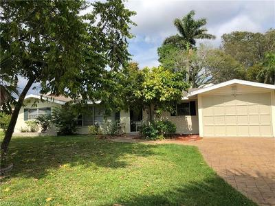 Fort Myers Single Family Home For Sale: 11430 Linda Loma Dr