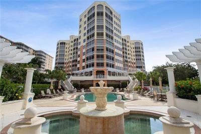 Collier County, Lee County, Charlotte County, Sarasota County, Manatee County Condo/Townhouse For Sale: 14270 Royal Harbour Ct #1020