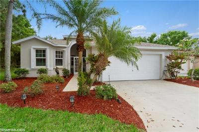 Estero Single Family Home For Sale: 20841 Country Barn Dr