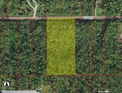 Naples Residential Lots & Land For Sale: 16th Ave NE