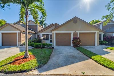 Estero Condo/Townhouse For Sale: 22100 Cinnamon Ln #103