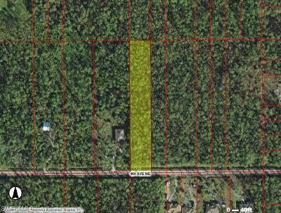 Naples Residential Lots & Land For Sale: 4th Ave NE