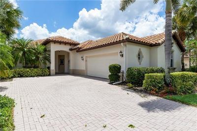Estero Single Family Home For Sale: 12596 Wildcat Cove Cir