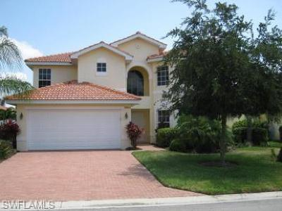 Estero Single Family Home For Sale: 9023 Astonia Way