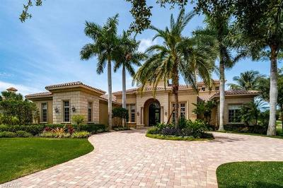 Naples, Sarasota Single Family Home For Sale: 29150 Marcello Way