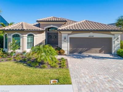 Bonita Springs Single Family Home For Sale: 10506 Valencia Lakes Dr
