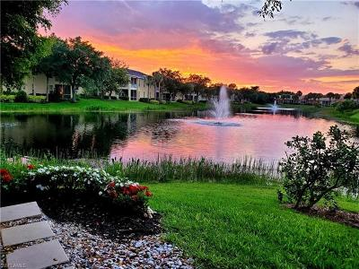 Bonita Springs Condo/Townhouse For Sale: 3400 Pointe Creek Ct #102