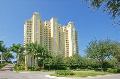 Estero Condo/Townhouse For Sale: 4761 Bay Blvd #205