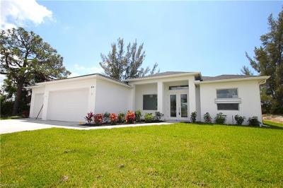 Cape Coral Single Family Home For Sale: 824 SW 28th St