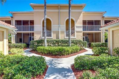 Estero Condo/Townhouse For Sale: 8530 Kingbird Loop #723