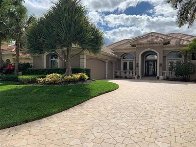Bonita Springs Single Family Home For Sale: 10177 Orchid Ridge Ln