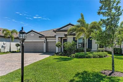 Estero Single Family Home For Sale: 17130 Ashcomb Way