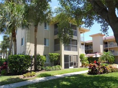 Collier County Condo/Townhouse For Sale: 1051 Foxfire Ln #301