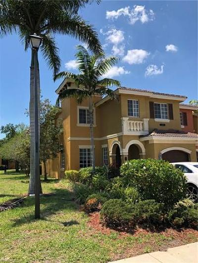 Estero Single Family Home For Sale: 10261 Olivewood Way #143