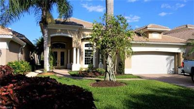 Naples Single Family Home For Sale: 884 Villa Florenza Dr