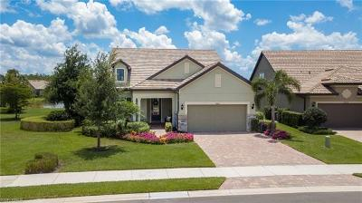 Estero Single Family Home For Sale: 20562 Corkscrew Shores Blvd