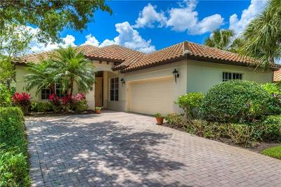 Bonita Springs, Cape Coral, Estero, Fort Myers, Fort Myers Beach, Lehigh Acres, Marco Island, Naples, Sanibel, Captiva Single Family Home For Sale: 12616 Wildcat Cove Cir