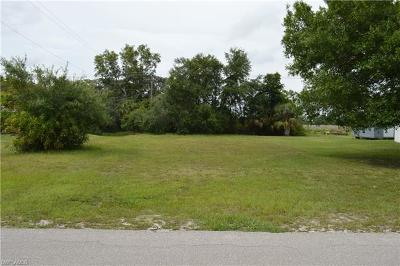 Fort Myers FL Residential Lots & Land For Sale: $19,000