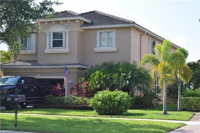 Naples Single Family Home For Sale: 1570 Double Eagle Trl