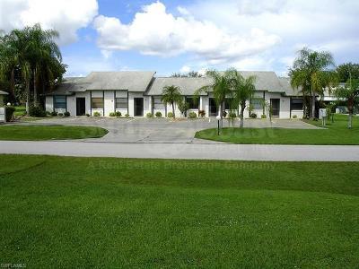 Cape Coral Condo/Townhouse For Sale: 3742 SW 8th Ct #107
