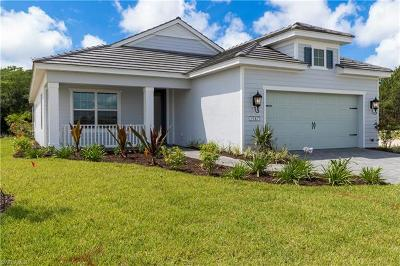 Fort Myers Single Family Home For Sale: 2987 Amblewind Dr