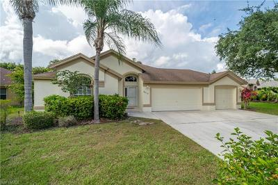 Estero Single Family Home For Sale: 22114 Seashore Cir