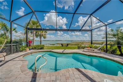 Estero Single Family Home For Sale: 20325 Corkscrew Shores Blvd