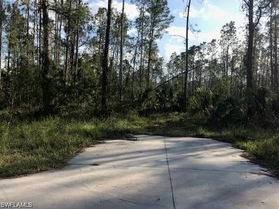 Naples Residential Lots & Land For Sale: 3310 8th Ave SE
