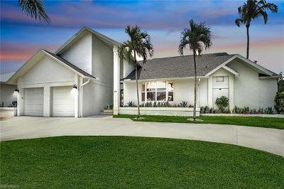 Naples Single Family Home For Sale: 117 Sharwood Dr