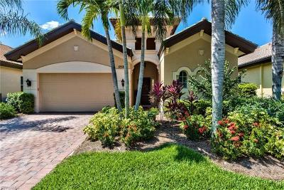 Estero Single Family Home For Sale: 12586 Grandezza Cir