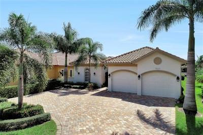Lee County Single Family Home For Sale: 10620 Via Milano Dr