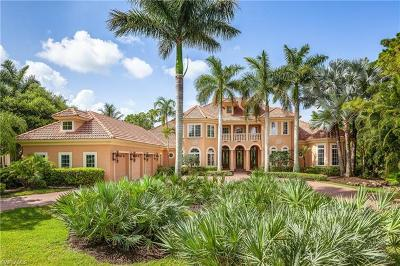 Bonita Springs, Estero, Naples Single Family Home For Sale: 3621 Bay Creek Dr