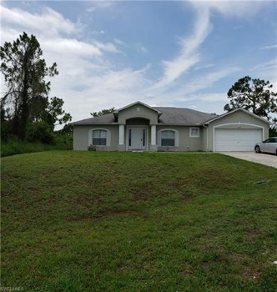 Lehigh Acres Rental For Rent: 3501 17th St W