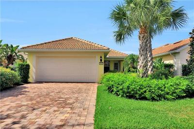 Naples Single Family Home For Sale: 8668 Querce Ct