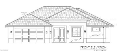 Lehigh Acres Single Family Home For Sale: 2915 3rd St W