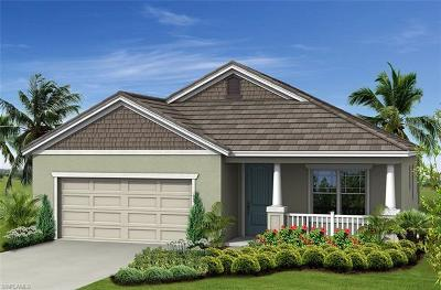 Fort Myers Single Family Home For Sale: 11557 Grey Egret Cir