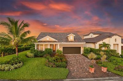 Fort Myers Single Family Home For Sale: 11564 Grey Egret Cir