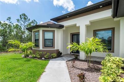 Naples Single Family Home For Sale: 3535 58th Ave NE