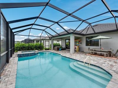 Fort Myers Single Family Home For Sale: 17222 Ashford Ter