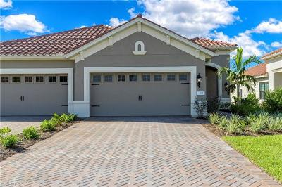Fort Myers Single Family Home For Sale: 4721 Watercolor Way