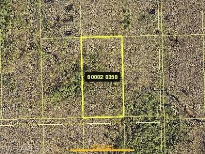 Bonita Springs Residential Lots & Land For Sale: Undetermined