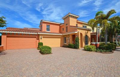 Estero Condo/Townhouse For Sale: 8509 Via Garibaldi Cir #203