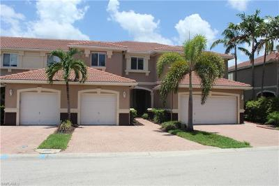 Fort Myers Condo/Townhouse For Sale: 9693 Roundstone Cir